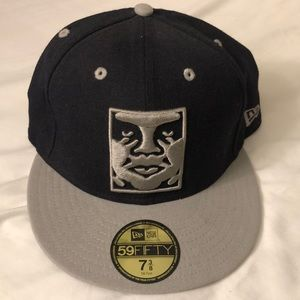 Accessories - Obey SnapBack size 7 3/8